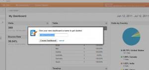 Analytics Dashboards are Fun