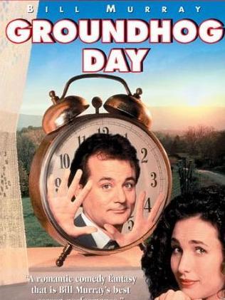 grounghog day