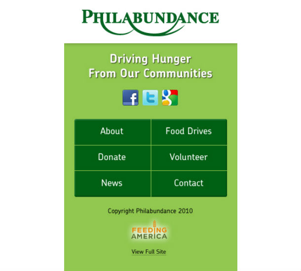 philabundance-mobile-site