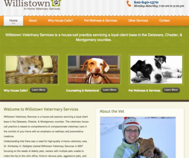willistown Veterinary Service