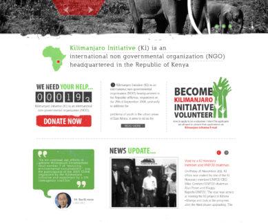 Kilimanjaro Initiative