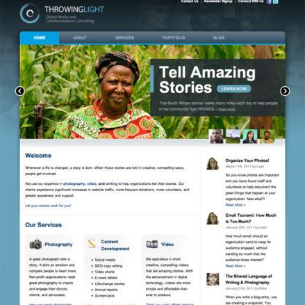 ThrowingLight.com
